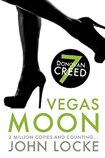 Book Cover: Vegas moon