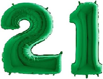 Party Supplies/… Giant Green Number 0 Balloon Decoration