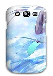New Arrival Case Cover With YhnyRiW17687yujdw Design For Galaxy S3- Hatsune Anime