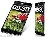 "Lg G Pro Lite Dual D686 Black (Factory Unlocked) Dual Sim , 5.5"" IPS Screen ,8gb - International Version No Warranty"