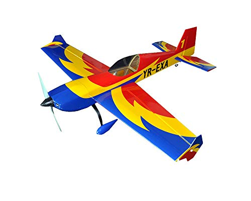 ZYHOBBY 3D Aerobatic Flight Electric RC Airplane EP 4CH ARF Extra 330 57