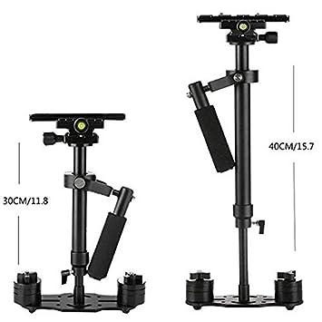 Amazon com : S40 40cm Professional Handheld Stabilizer