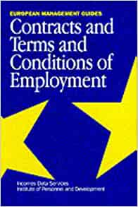 the terms and conditions of your employment essay 2018-3-20 this statement replaces all of the employee's previous terms and conditions of employment with the employer  contract of employment (draft).
