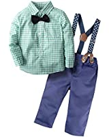 Gerber Baby Boys' 9-Piece Onesies Bodysuit,...