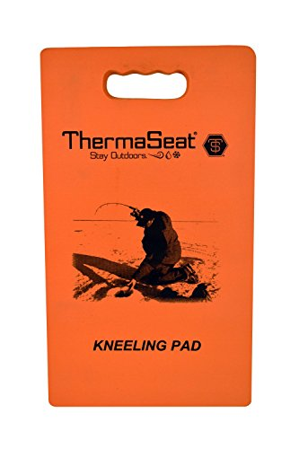 Therm-A-SEAT Ice Fishing Kneeling Pad, Black, 1.5