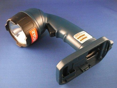 Ryobi 18V One+ Cordless Flashlight Work Flash Flood Light P700 Bare Tool ONLY No Battery or Charger Included (Ryobi 18 Volt Flashlight Bulb)