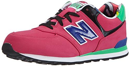Rosa Sneakers Kl574 Balance Ragazze Per pink New E purple Bambine wx065dq