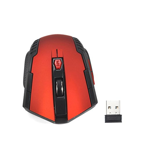 Beautyvan 2.4GHz Wireless Optical Gaming Mouse Mice For Computer PC Laptop by Beautyvan (Image #1)