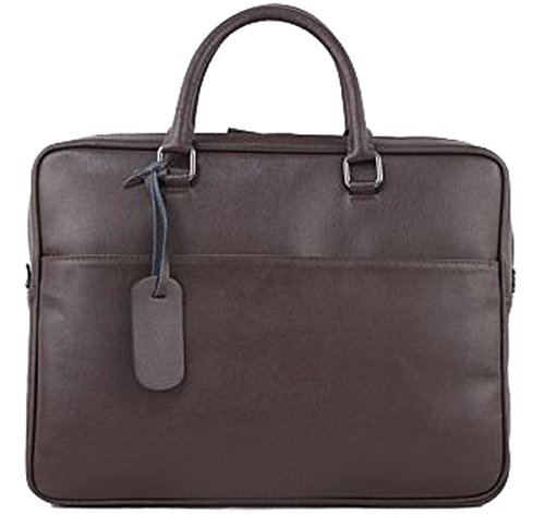 G & G Pelletteria - Leather Tote Bag For Man T.moro