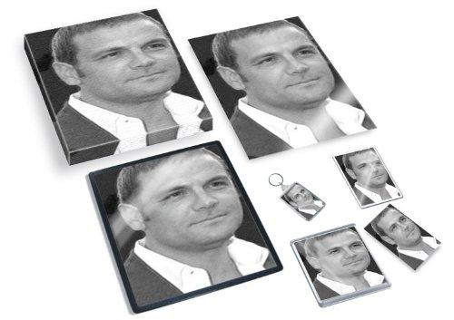 DAVID CUBITT - Original Art Gift Set #js001 (Includes - A4 Canvas - A4 Print - Coaster - Fridge Magnet - Keyring - Mouse Mat - Sketch Card)
