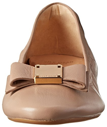 Flat Tali Bow Maple Sugar Cole Women's Haan Leather Ballet q6a7nHXBw