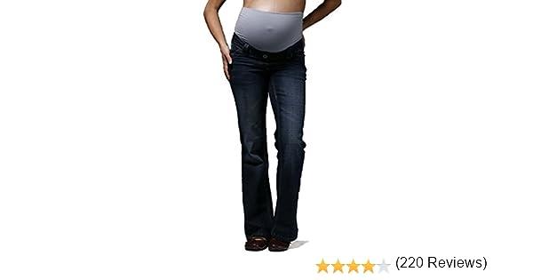 disponibles en 3 longitudes de pierna diferentes tallas Pantalones vaqueros de maternidad Indigo