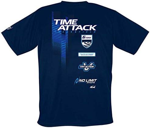 アスリートプライドTシャツ(TIME ATTACK) N63-075.05 S