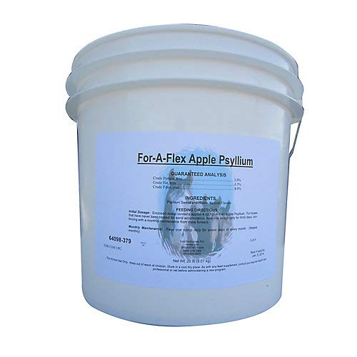 For-a-Flex Apple Psyllium 20 lb by For-a-Flex