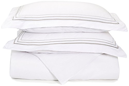 TREASURES Microfiber Resistant Embroidered Pillowshams product image