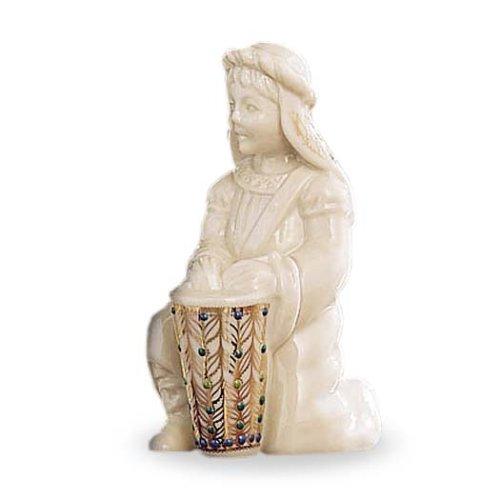 Lenox China Jewels Nativity Drummer Boy (Nativity Lenox)