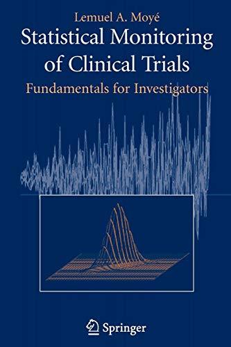 Statistical Monitoring of Clinical Trials: Fundamentals for Investigators