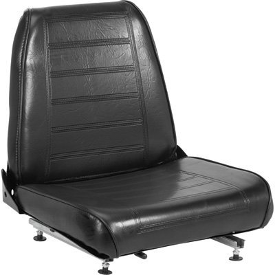 Wise Universal Bucket Seat - Black ()