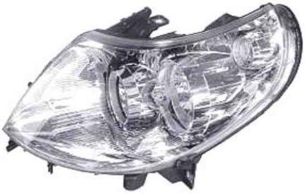 06- phare principal droit Peug boxer /électrique avec moteur h7/+ h1/produit dEPO