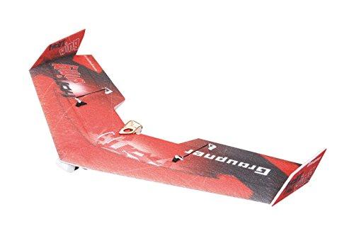 Graupner 9908.HOTT - WP Hott Hott Hott Wing RFH 600 RC E-Motormodell 0a0804
