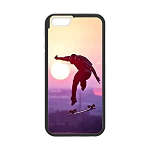 iPhone 6 Plus 5.5 Inch Cell Phone Case Black skateboard OJ622062