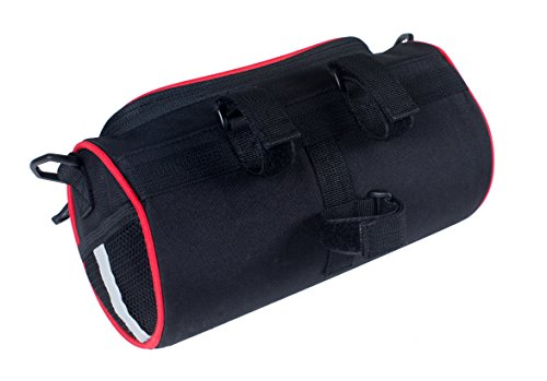 Roswheel 11887 3.5L Capacity Bike Handlebar Bag Bicycle Basket Pack Cycling Accessories Pouch with Phone/Map Holder