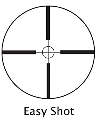 BARSKA 3-9x40 Huntmaster Easy Shot Riflescope from Barska