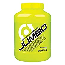 Top Quality Whey Protein Mass Gainer, Scitec Nutrition Jumbo, 2860g, Strawberry by Scitec