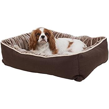 Amazon.com : Petmate Dig & Burrow Orthopedic Bed : Pet