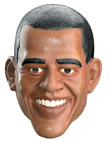 10587/49 Barack Obama Mask Deluxe Disguise