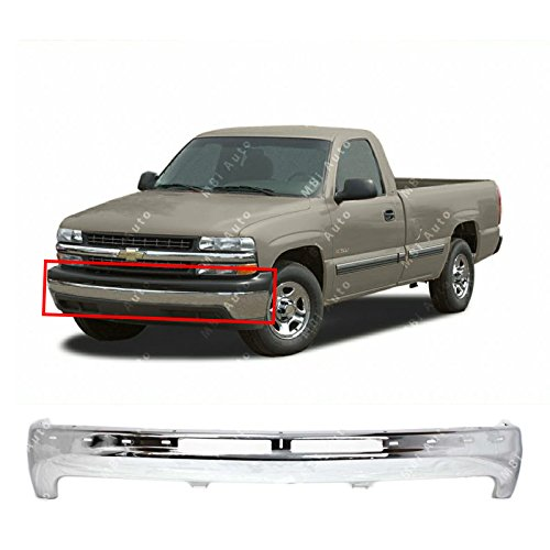 2002 chevy tahoe front bumper - 6