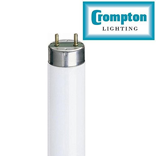 2 x 3ft F30w (30w) T8 Triphosphor Fluorescent Tube Colour: 865 Daylight [6500... Crompton Lamps