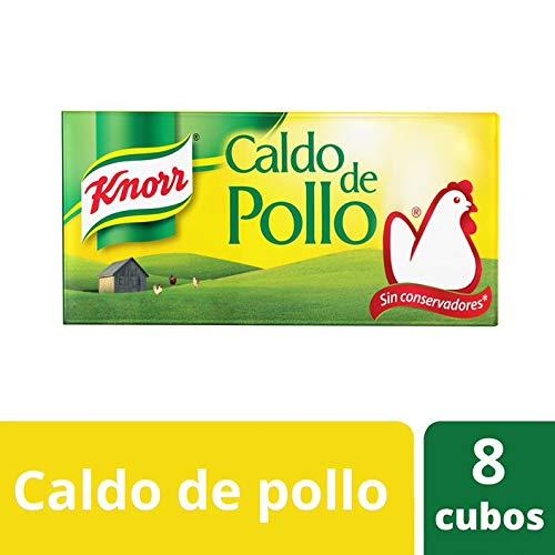 Knorr Caldo de Pollo 8 Cubos
