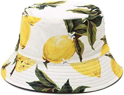 KFEK Nuevo Estampado de Frutas Tropicales Estampado Sombrero de ...
