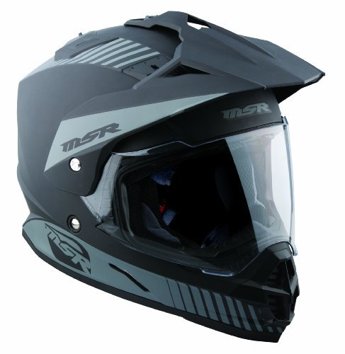 Msr Motorcycle Gear (MSR Racing M13 UX32 Xpedition On-Road Racing Motorcycle Helmet Accessories - Mirror / One Size)