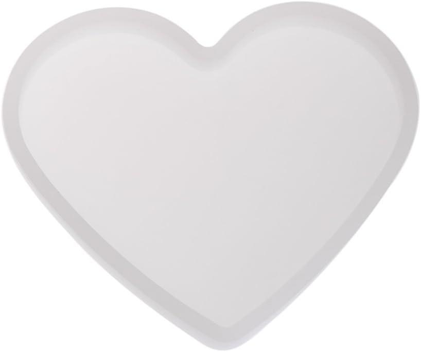 Silikonform Herzform Epoxidharz DIY Schmuck Basteln Kuchen Dekorationen Cyber Monday Angebot 2019 PINH-lang Silikonform