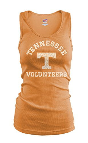 NCAA Tennessee Volunteers Junior Classic Collegiate Logo Tank Top, Small