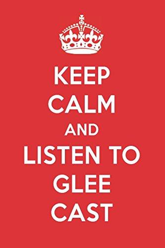 To Glee Cast: Glee Cast Designer Notebook (Glee Paper)