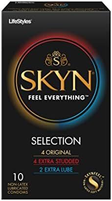 Condoms: Skyn Variety