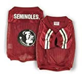 Sporty K9 Florida State Football Dog Jersey II, Large