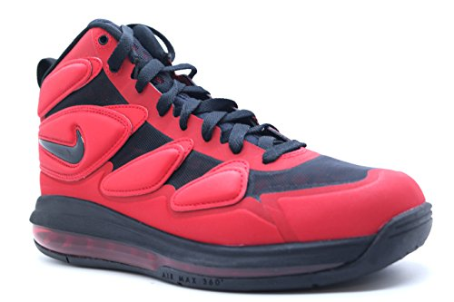 Nike Air Max Sq Uptempo Zm Scarpe Da Basket Uomo 600-università Rd / Blck-anthrct