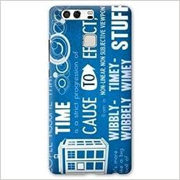 Case Carcasa Huawei P9 Lite Doctor Who - - bleu B ...
