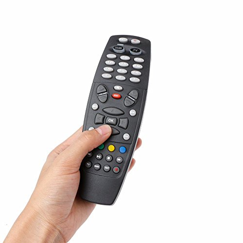 POYING Replacement Smart TV Remote Control For DREAMBOX DM800 Dm800hd DM800SE HDTV