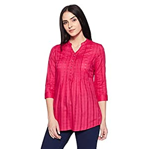 Cherokee by Unlimited Women's Slim Fit Shirt