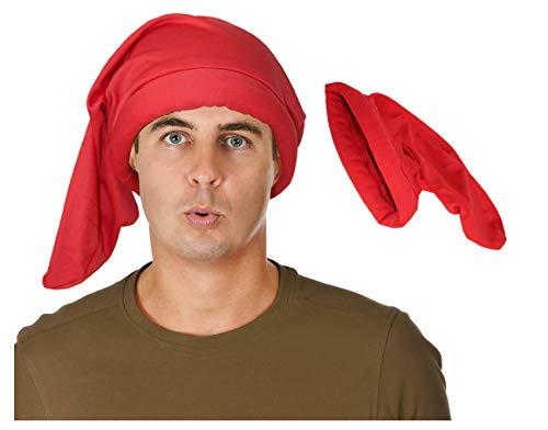 Red Dwarf Hat Dwarf Costume Hat Gnome Costume Hat Seven Dwarfs Hats Costume