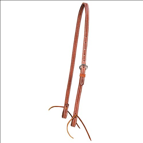 Weaver Leather WESTERN RUSSET LEATHER HORSE BOSAL HANGER BY