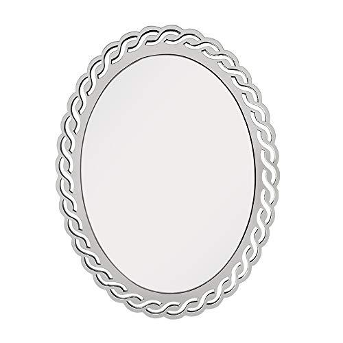 Quadro Espelho Decorativo Veneziano Sala Quarto 3869