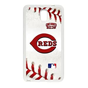 Happy baseball reds Phone Case for Samsung Galaxy Note3