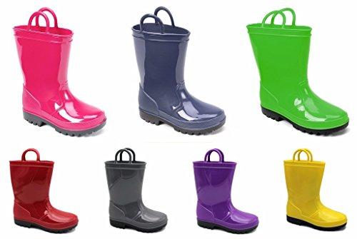 Ska-Doo-Kids-Toddler-Rain-Boots-Assorted-Colors
