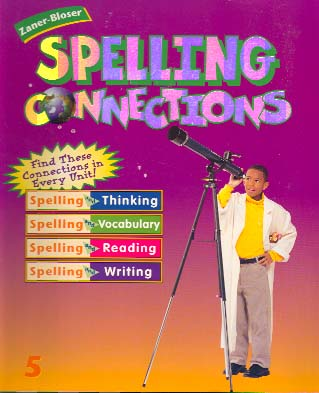 Read Online Spelling Connections 5 ebook